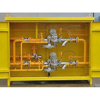 Газорегуляторный пункт ГРПШ-16-2Н(В)-У1
