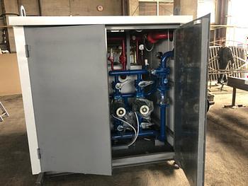 Котел наружного применения сдвоенный 1000 кВт